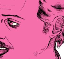 Mr. Pink Sticker