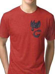 Dragon in your pocket Tri-blend T-Shirt