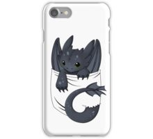Dragon in your pocket iPhone Case/Skin