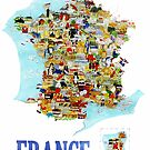 Tourists Guide to France by PaulineZilko