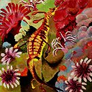 Weedy Sea Dragon by bohemianartist