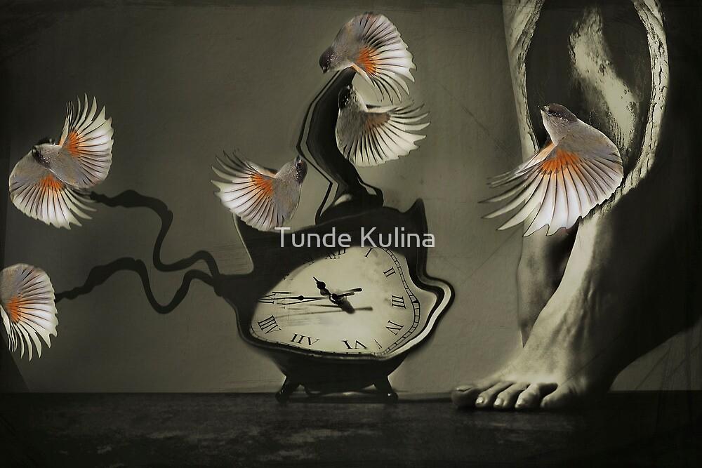 Viragos reggel by Tunde Kulina