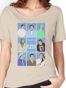 Fletch Women's Relaxed Fit T-Shirt