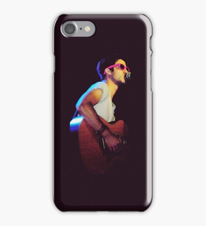 Darren Criss (at the Relentless Garage 2011) iPhone Case/Skin