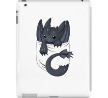 Dragon in your pocket iPad Case/Skin
