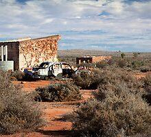 Silverton - Near Broken Hill by pbclarke