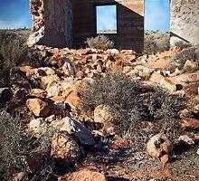 Old Ruins - Silverton by pbclarke