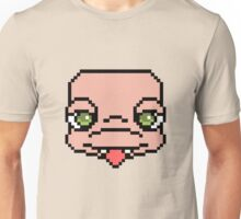 16-Bit Heartland-tan Unisex T-Shirt