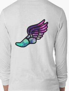Galaxy Track Logo Long Sleeve T-Shirt