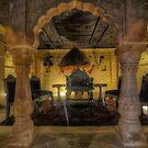 Inside Jaisalmer Fort by Peter Hammer