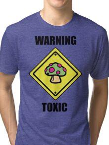 Toxic Shroom Tri-blend T-Shirt