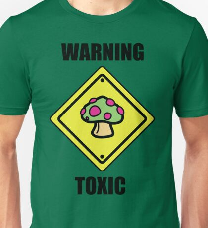 Toxic Shroom Unisex T-Shirt
