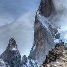 Mont Fitz Roy Peak by DianaC