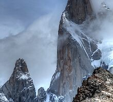 Mont Fitz Roy Peak by DianaC