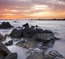 Dampier Sunsets by tjoreilly