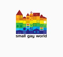 Small Gay World - Light Background Unisex T-Shirt