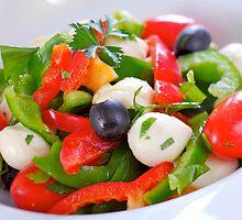 Fresh salad by franz168