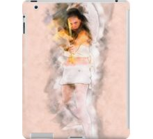 Cupid (Greek Eros) the god of desire, affection and erotic love In Roman mythology, iPad Case/Skin