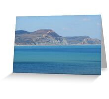 Bejewelled Sea Greeting Card