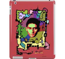 Franz Kafka iPad Case/Skin