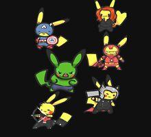 Pikachu Avengers Unisex T-Shirt