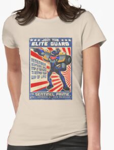 Elite Guard Womens Fitted T-Shirt