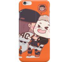 Catcher Hugs iPhone Case/Skin