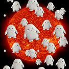 Adipose Sunbathing! (Doctor Who) by Marjuned