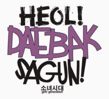 SNSD - Heol! Daebak Sagun! by Arif Ali