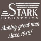 Stark Industries Iron Man by Untitledemz