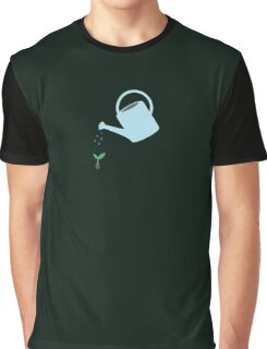 Watering Can Graphic T-Shirt