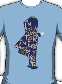 The Dark Knight - Joker: Ahead of the Curve T-Shirt