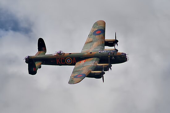 Dambusters 70 Years On - BBMF Lancaster - HDR by Colin J Williams Photography