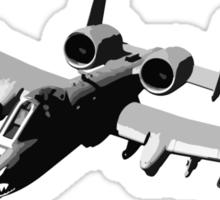 Fairchild Republic A-10 Thunderbolt II - Tank Buster Sticker