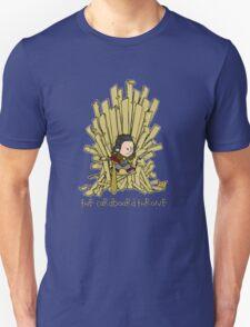 The Cardboard Throne T-Shirt