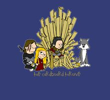 The Cardboard Throne extended cast T-Shirt