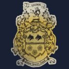Talbot Family Crest by bluedog725