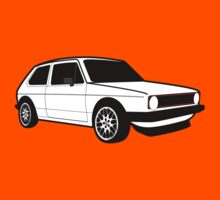 Mark 1 Volkswagen Golf by RetroJunction