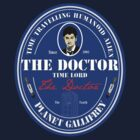 The Doctor 10th by superedu