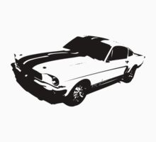 Ford Mustang Fastback - Shelby GT350 by RetroJunction