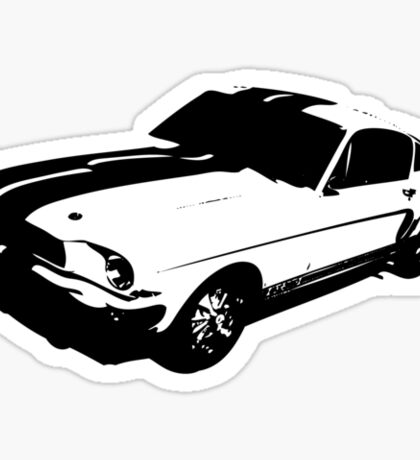 Ford Mustang Fastback - Shelby GT350 Sticker