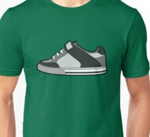 Black & White Sneaker Unisex T-Shirt