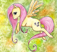 Fluttershy by first-edition