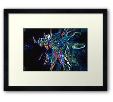 abyssal dreams Framed Print