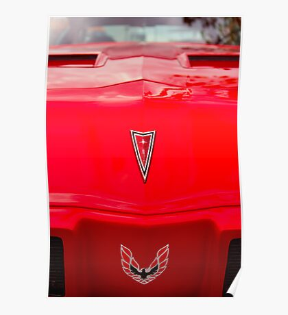 Red Firebird Poster