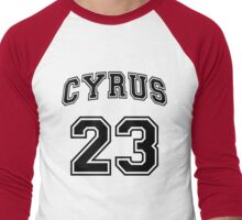 Miley Cyrus 23 Men's Baseball ¾ T-Shirt