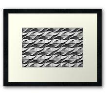 Waves frozen in motion ... Framed Print
