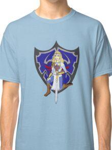 Zelda in armour Classic T-Shirt