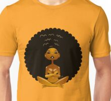 Afro Girl Spirit Unisex T-Shirt