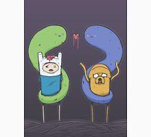 Adventure Time - Halloween Love Unisex T-Shirt